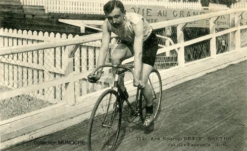 Lucien Petit-Breton (Lucien Mazan), Argentine-French cyclist